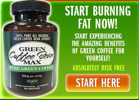 Green Coffee Bean Max   Contains Pure Green Coffee Bean Extract