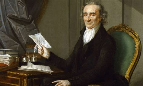 thomas paine king it is very american to ask if the presidency should be