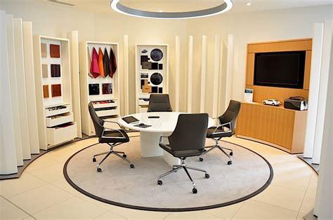 bentley showroom bentley opens first uk showroom with a corporate identity