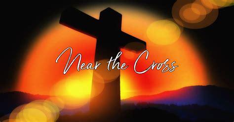 cross lyrics hymn meaning  story