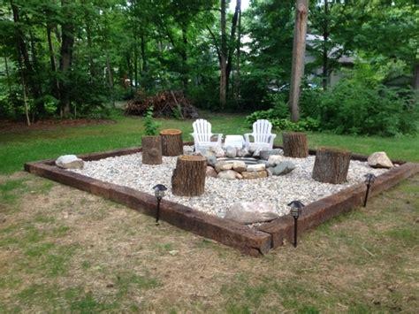 Cheap Diy Fire Pit-fire Pit Ideas