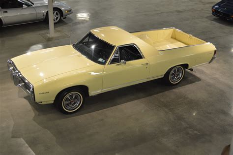 1968 Pontiac Safari Lemans Pickup