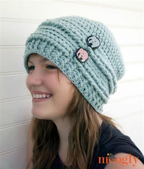 crochet beanie crochet slouchy hat www imgkid com the image kid has it