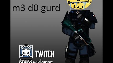 aphp siege rainbow six siege casual idiots 4 what the hell twitch