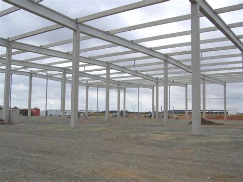 bureau logement éléments de structure béton poutres poutrelles poteaux