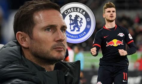 Chelsea transfer news: Timo Werner deal failure could be ...