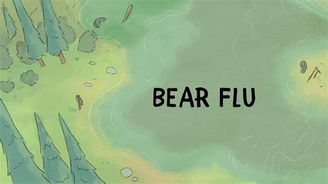 bear flu  bare bears wiki fandom powered  wikia