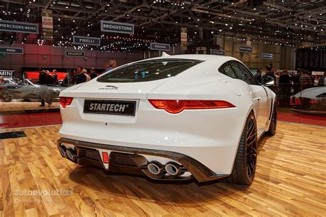 Startech Tunes Jaguar F-type R Coupe For Geneva Motor Show