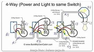 14 Brilliant How To Wire  Gang Light Switch Uk Solutions