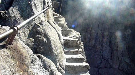 Overlook Upper Yosemite Falls Youtube