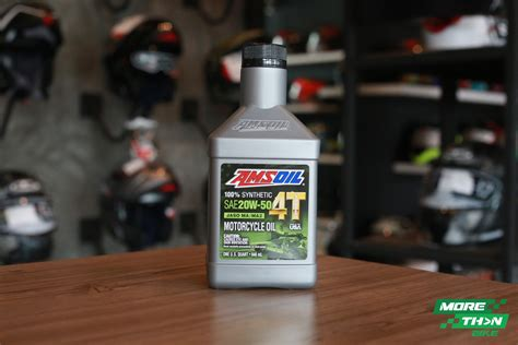 Amsoil 20w-50 4t Performance 100% Synthetic Motorcycle Oil