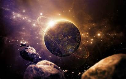 Sci Fi Planet Space Wallpapers Planets Galaxy