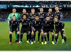 Napoli 13 Real Madrid Captain Ramos shows no mercy in