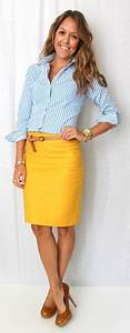 Yellow Outfit Ideas for Summer 2018   FashionGum.com