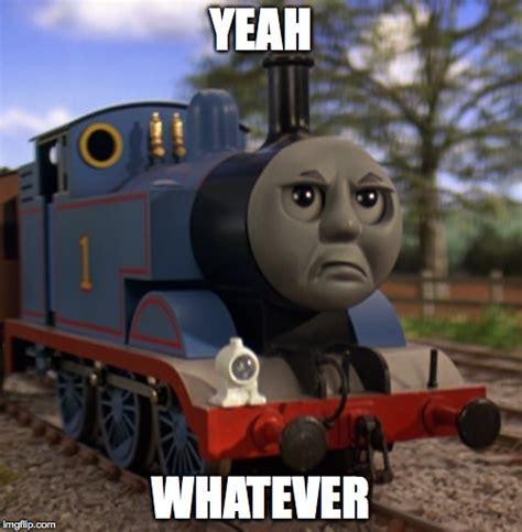 Thomas Meme - thomas meme 12 by railtoonbronyfan3751 on deviantart
