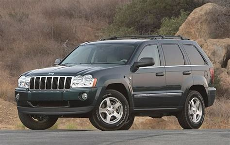 cherokee jeep 2005 2005 jeep grand cherokee information and photos