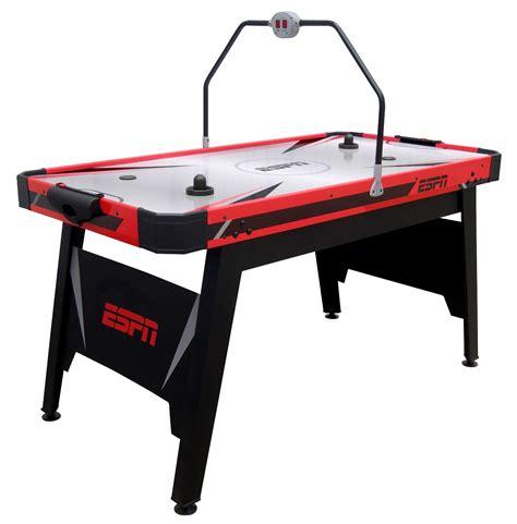 air hockey table dimensions upc 821735160056 espn 60 air hockey table mariette