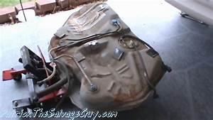Ford Taurus Fuel Pump    Gas Tank Replacement 1997