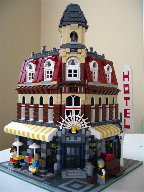 Lego Cafe Corner 10182  A Photo On Flickriver