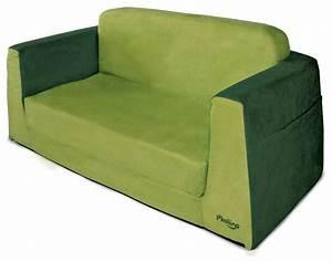 P039kolino Little Couch In Green Modern Kids Sofas By