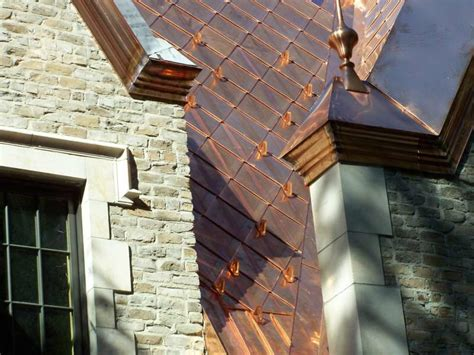 pros  cons  copper sheet  panel roofing