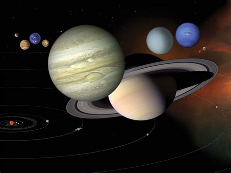 This Animation Shows How Our Entire Solar System Orbits An