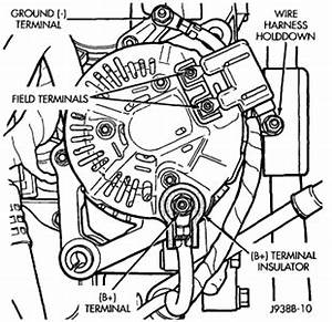 How do I remove the alternator on my 1998 Dodge [Solved