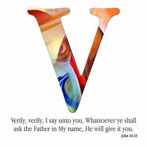 v the bible verse alphabet flickr photo sharing With bible alphabet letters