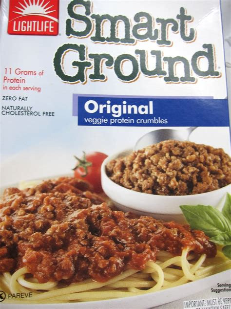 substitute for ground vegetarian sloppy joe s great food it s really not that complicated
