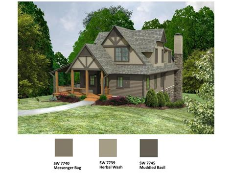 cabin 2009 flooring and exterior paint color voting