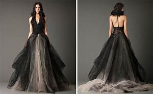 brideca vera wang fall 2012 the black magic collection With vera wang black wedding dress