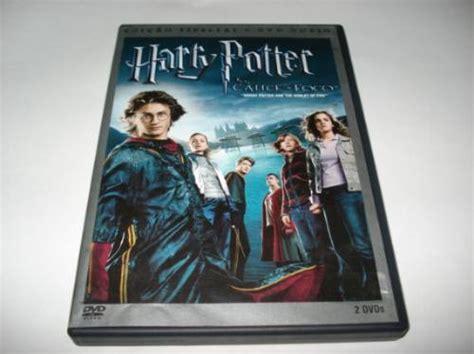 Surgem os problemas amorosos, as primeiras brigas, os primeiros desconfortos. Dvd Duplo Harry Potter E O Calice De Fogo | Mercado Livre