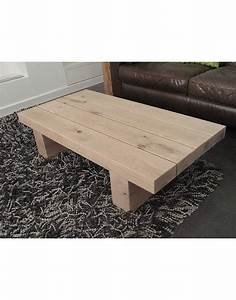 natural solid light oak 4 beam coffee table heavy oak With oak beam coffee table