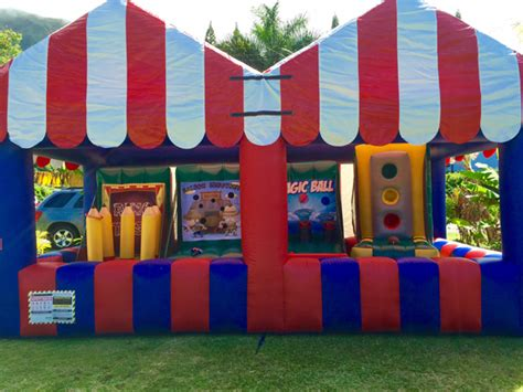 Carnival Game Tents