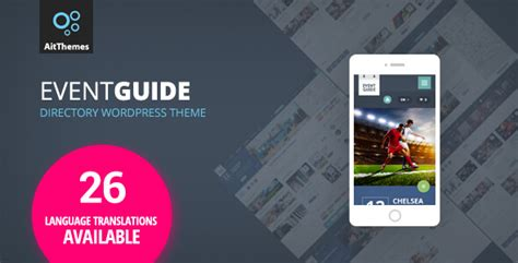 event guide  ultimate directory listing wordpress