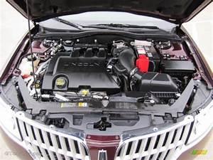 2012 Lincoln Mkz Fwd 3 5 Liter Dohc 24
