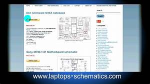 Motherboard Schematic  U0026 Block Diagrams  Laptop    Notebook