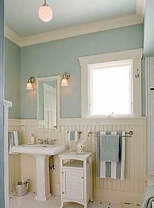 Bathroom wall treatment home decor design