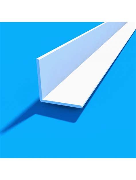 plastic pvc external extrusion angle moulding