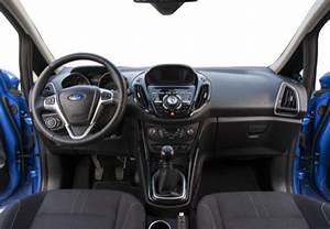 Ford B Max Avis : fiche technique ford b max 1 0 ecoboost 125 s s titanium 2015 ~ Dallasstarsshop.com Idées de Décoration