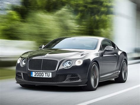 bentley continental 2014 bentley continental gt speed introduced with even