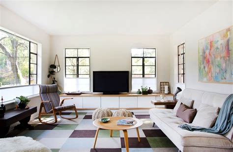 25 modern living rooms with cool clean lines architecture design