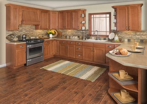 Kountry Cabinets Nappanee In by Showroom Jametown Oak Kountry Cabinets