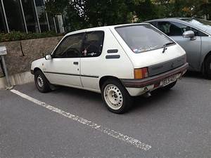 My 1990 Peugeot 205 Xs