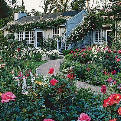 Cottage Guide by Guide To Cottage Gardening Flower Borders Cottage