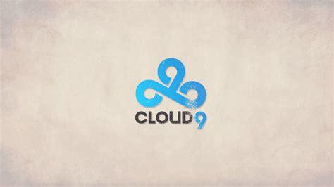 Cloud 9 White/Grey Wallpaper Team wallpaper Cloud 9 Clouds