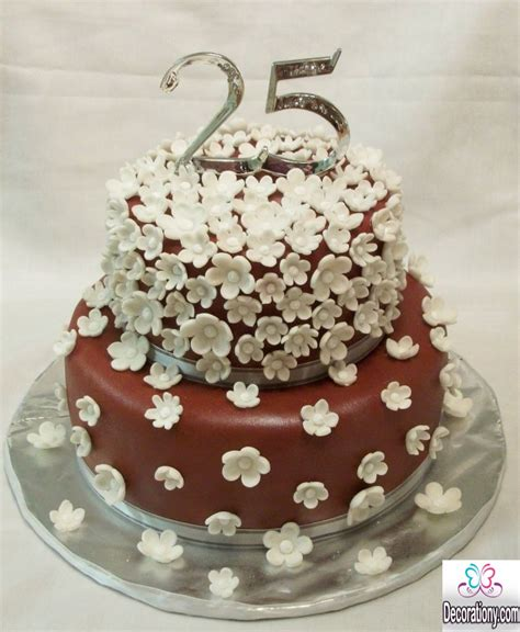 Cake Decoration Ideas For A 20 cake designs for wedding anniversary decorationy