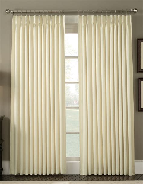Draperies And Curtains by Ellis Curtain Fireside Insulated Duck Cloth Draperies