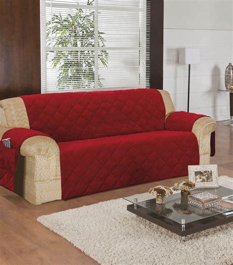 Protetor Capa Para Sofa De 4 Lugares Com Assento De 2,20m
