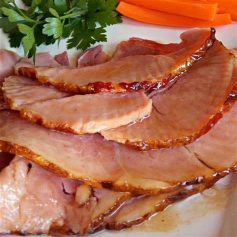 baked ham recipe baked ham with glaze recipe all recipes uk